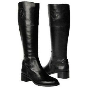 Etienne Aigner Costa Black Boots Sz 7.5